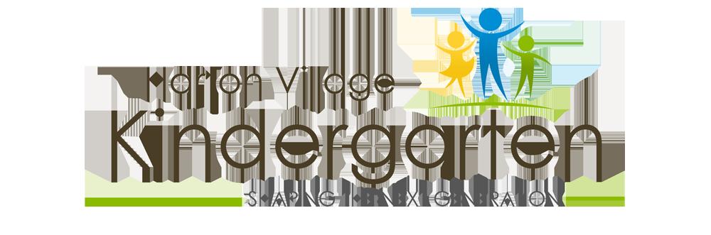 Sensory Room is available at Harton Village Kindergarten